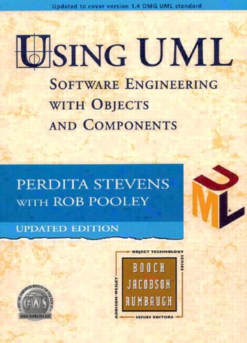 Using UML: Software Engineering with Objects and Components - Revised Edition (Updated to Cover Version 1.3 OMG UML Standard) by Addison-Wesley