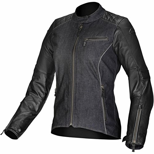 Alpinestars Renee Women's Street Motorcycle Jackets - Black / 40