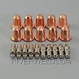 PR0110 Plasma Electrode PD0116-06 Tip Φ0.65 Fit Trafimet S25K S45 Torch 20PK