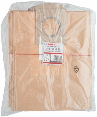 Bosch 2 605 411 061 - Bolsa de filtros de papel - - (pack de 5): Amazon.es: Bricolaje y herramientas