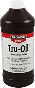 Birchwood Casey Tru-Oil Stock Finish 32 Ounce, White, One Size