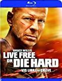 Live Free or Die Hard [Blu-ray] (Bilingual)