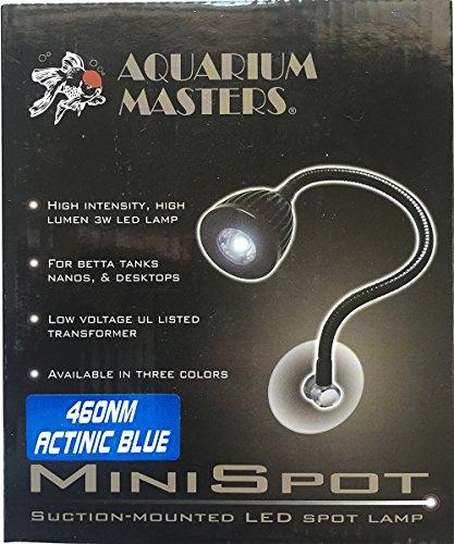 Aquarium Masters Actinic Blue Mini Spot Lamp