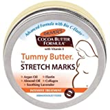 Palmers Stretch Marks Tummy Butter With vitamin E, Collagen, Elastin & Soothing Lavender Intensive Treatment 125G