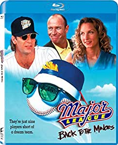 Major League: Back to the Minors [Blu Ray] [Blu-ray]