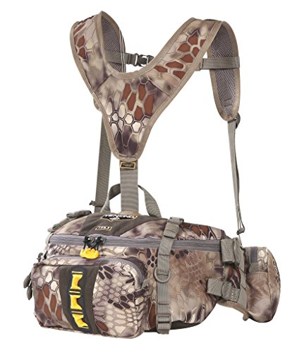 Tenzing 962001 TX 9.3 Lumbar Backpack, Kryptek Highlander