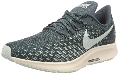 Femme Chaussures Light 001 Nike Pegasus Multicolore Faded Silver Zoom Air Spruce 35 1wxX6aq