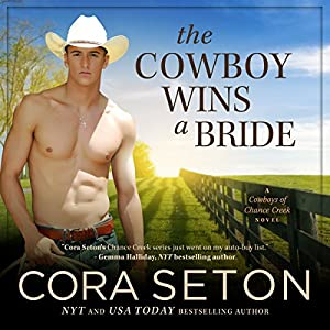 The Cowboy Wins a Bride Hörbuch