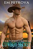 Cowboy Secret (The Dalton Boys Book 4)