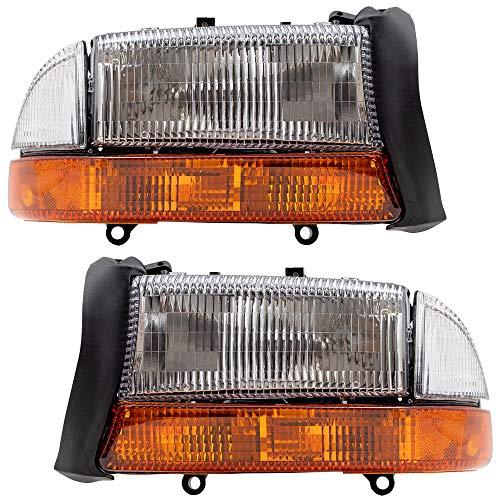 02 dodge dakota headlights - 1