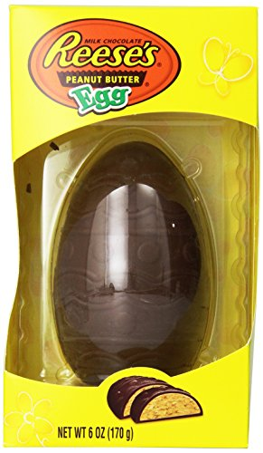 Reese's Peanut Butter Easter Egg, 6-Ounce box