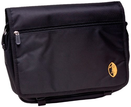 d Messenger Bag for Musicians, Killer Bee Black (KiM-KB) (Bee Messenger)