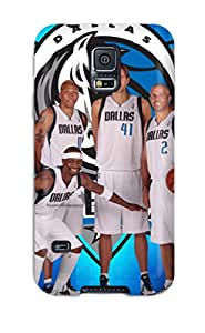 New Style 6618158K590048068 dallas mavericks basketball nba (45) NBA Sports & Colleges colorful Samsung Galaxy S5 cases