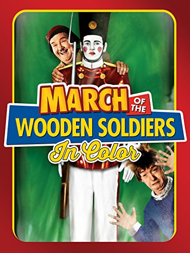 Soldiers Toy (March of the Wooden Soldiers (In Color))