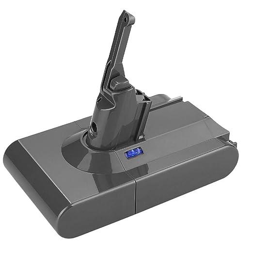 Webla - Batería de Litio para Aspirador de Bolsillo (3000 mAh, 21,6