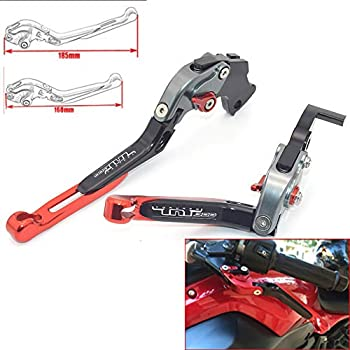 Amazon com: FXCNC Racing CNC Aluminum Short Adjustable Brake