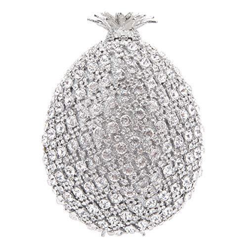 Pochette Femme Silver S Uk161031 Pour Bonjanvye ZR76Tq5n