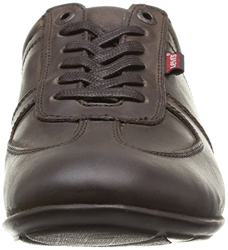 Levis Chula Vista 220964-1936 Herren Sneaker Braun (Dark Brown 29)