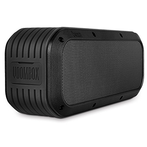 Divoom Outdoor2 Stereo Wireless Bluetooth Speaker (Black)
