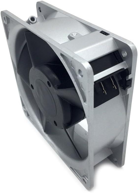 R87F-A1A15HP 100V 120 120 38 50//60Hz aluminum frame AC fan