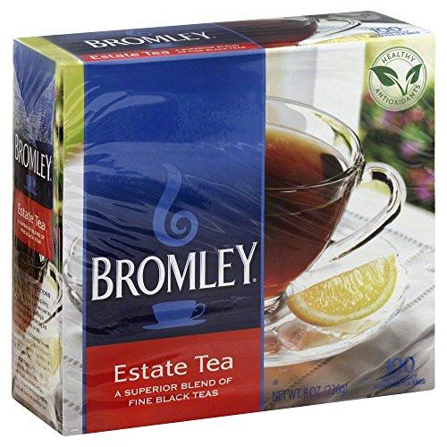 BROMLEY TEA ESTATE BLEND, 100 BG by Bromley