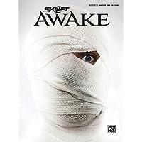 Skillet Awake Authentic Guitar Tab Edition Book