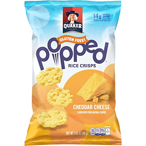 quaker snack mix chips - 6