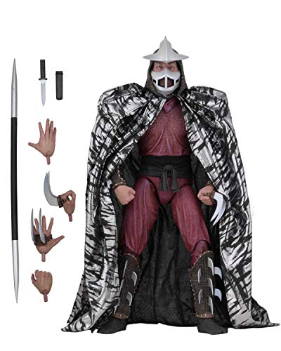 NECA - TMNT (1990) - 1/4 Scale Action Figure - The Shredder]()