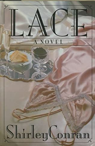 book cover of Lace