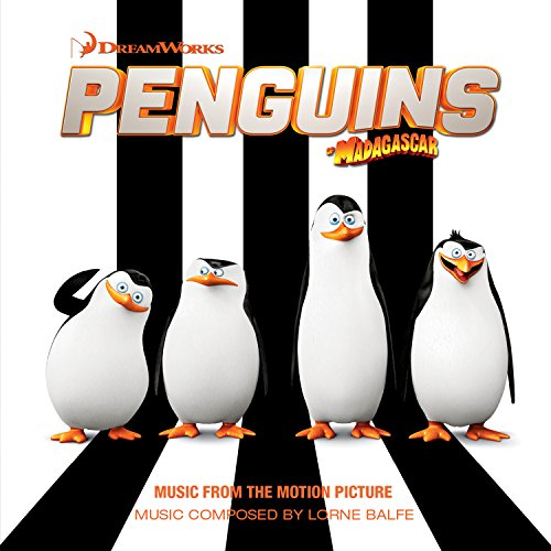 Penguins Of Madagascar (Music ...