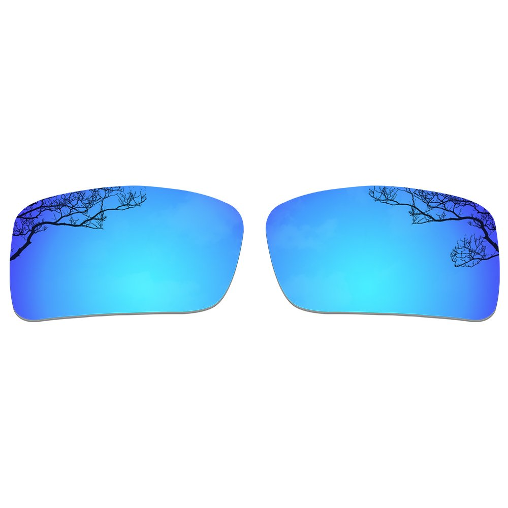 8145a4ecda Dynamix Polarized Replacement Lenses For Oakley Gascan Sunglasses -  Multiple Options larger image