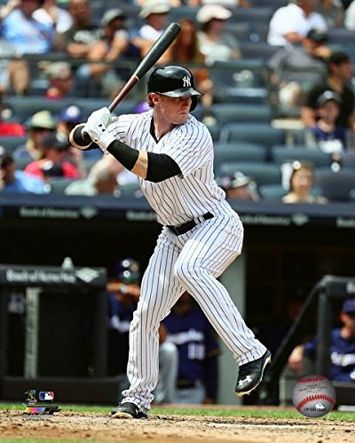 Clint Frazier New York Yankees Action Photo Size: 8 x 10