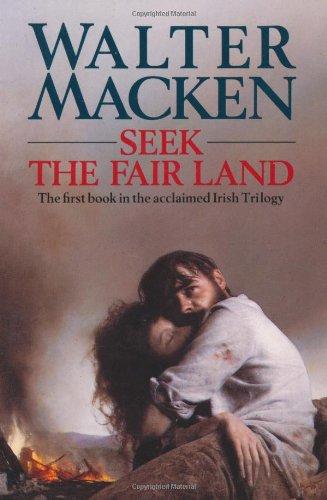 Seek the Fair Land ebook