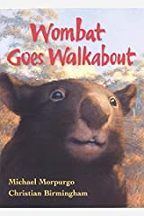 Wombat Goes Walkabout Paperback