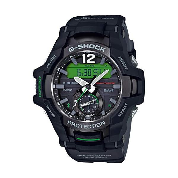 Casio Reloj Digital para Hombre de Cuarzo con Correa en Resina GR-B100-1A3ER 2