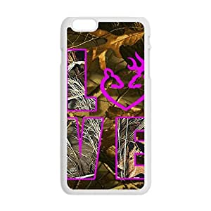 Browning LOVE Phone Case for Iphone 6 Plus by Maris's Diary