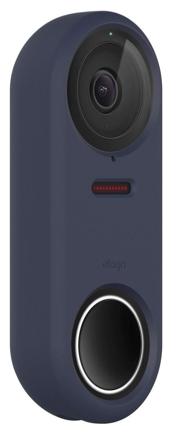 en Attente de Brevet elago /Étui pour Nest Hello Compatible avec La Vision Nocturne Mat/ériau Durable R/ésistant aux UV Blanc Classique
