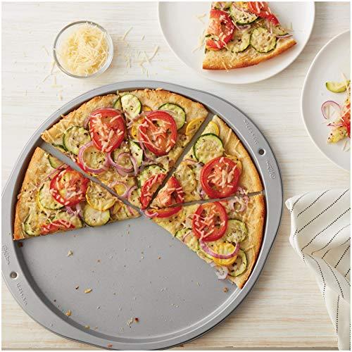 Wilton Recipe Right Pizza Pans,  2-Piece Set by Wilton (Image #7)