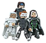 Diamond Select Toys Marvel Minimates: Age Of X Box Set