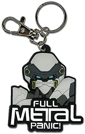 Full Metal Panic!: Key Chain - Arbalest GE Animation