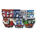 Thomas the Tank Engine Train Toddler Boys 7 Pack Underwear Briefs …