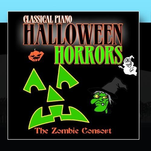 Classical Piano Halloween Horrors by The Zombie Consort, Leo Bloomfield, Timothy Finnegan (2011-02-28? -