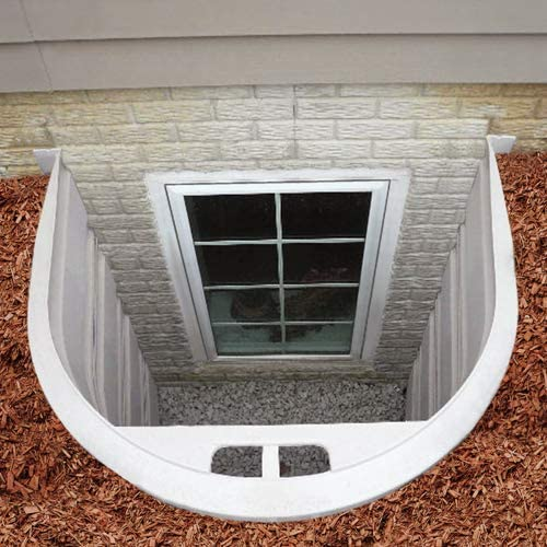 StakWEL Emergency Egress Window Wells