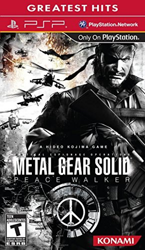 metal gear solid for psp - 1