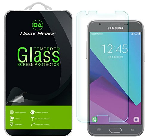Cheap Screen Protectors [2-Pack] Dmax Armor- Samsung