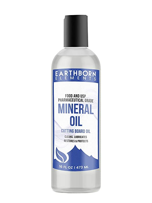 Top 9 Food Grade Mineral Oil 16 Oz