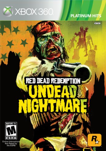 Rockstar Games Red Dead Redemption Nightmare product image