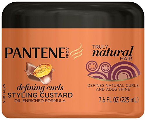Pantene Pro-V Truly Natural Hair Defining Curls Styling Cust