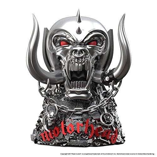 Motorhead Collectible: 2017 KnuckleBonz Rock Iconz Warpig Statue
