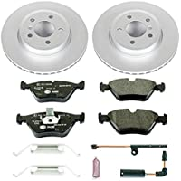Power Stop ESK5298 Front Euro-Stop Brake Kit